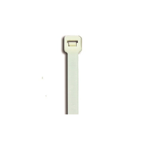 "Cable Tie Standard Series 14"" 50 lb, Natural, 100 Pieces/Bag - L-14509C"