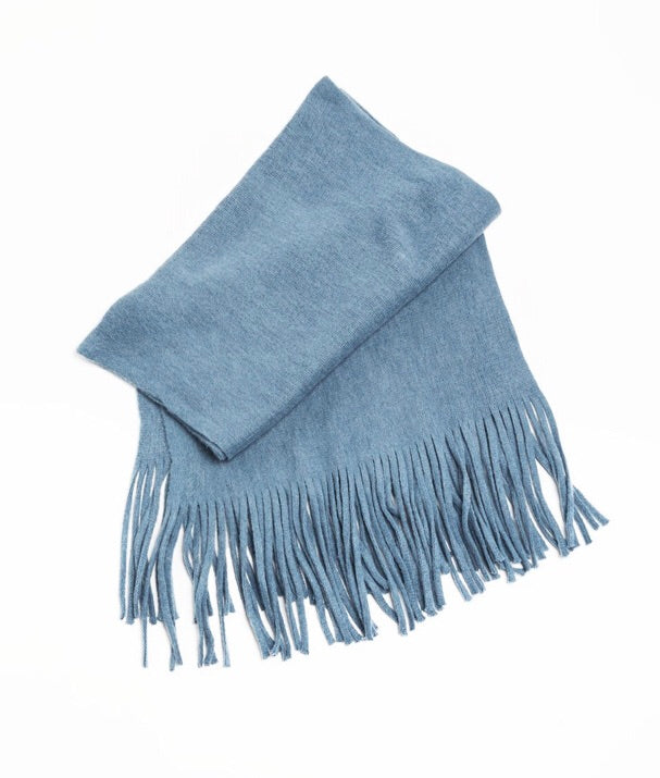 Brushed Color Scarf