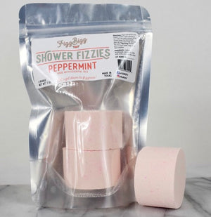 Peppermint  Fizzies