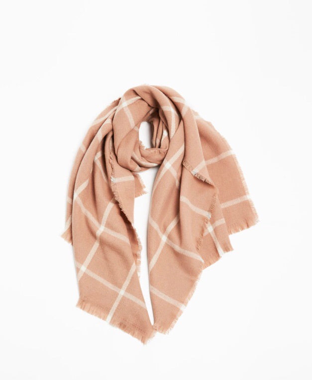 Aspyn Scarf in Blush