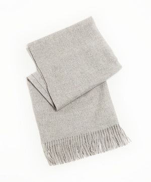 Brushed Heather Scarf