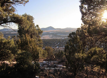 1.06 Acre View Lot in Vernon AZ $5,199