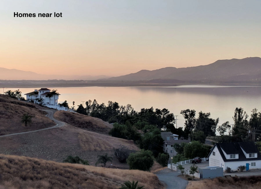 Lake View, Lake Elsinore CA $14,999