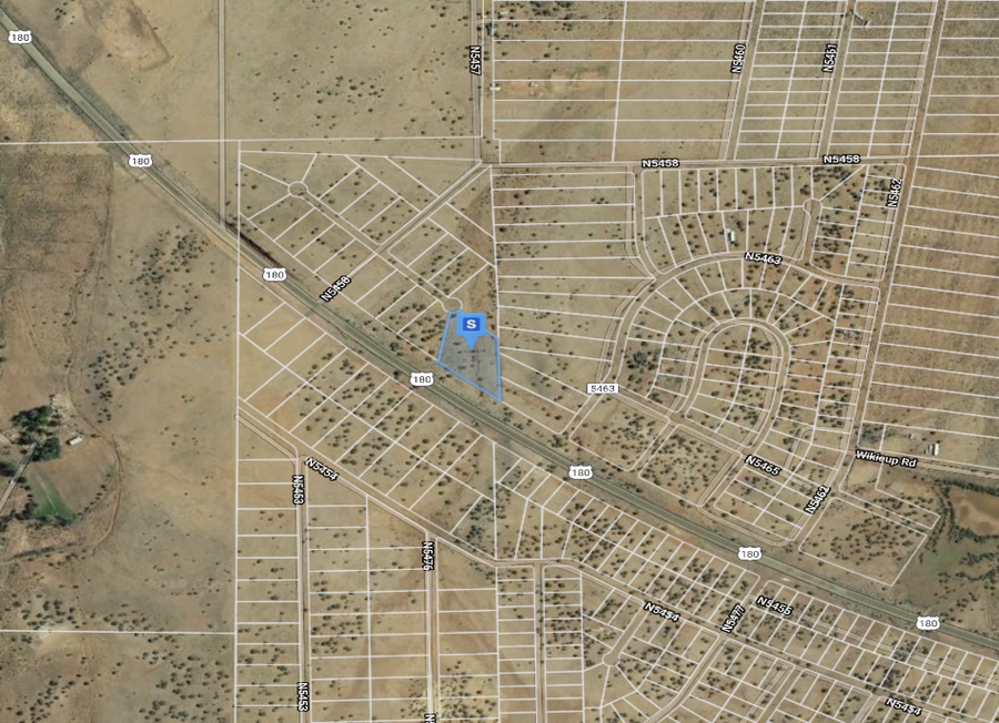 2.6 Acres in Arizona $5,100.00