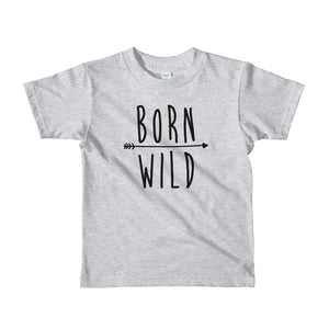 Born Wild Kids T-Shirt