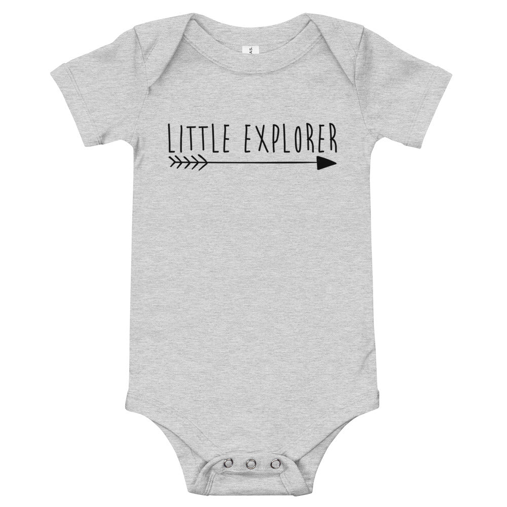 Little Explorer Onesie