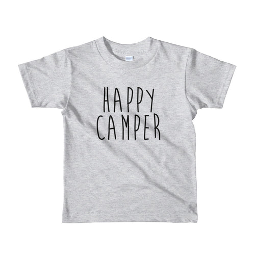 Happy Camper Kids T-Shirt