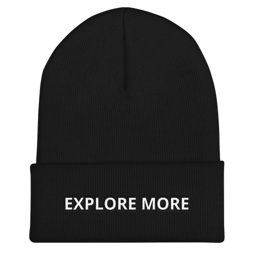 Explore More Cuffed Beanie