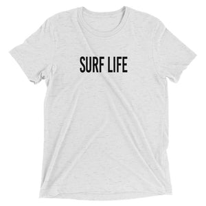 """Surf Life"" Short sleeve t-shirt"
