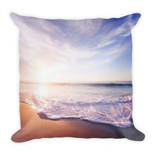 """Take Me To The Beach"" Pillow"