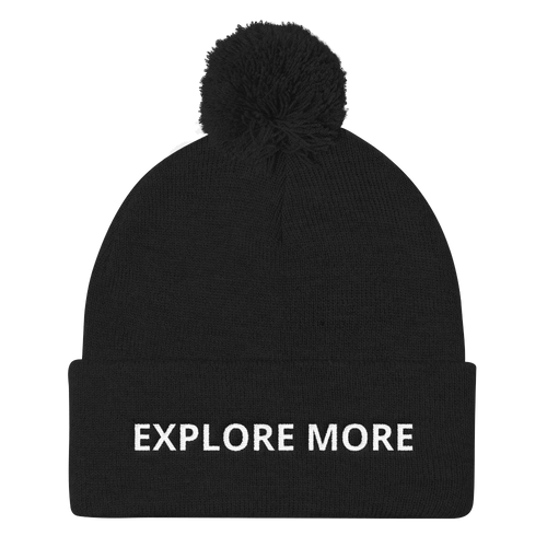Explore More Pom Pom Toque