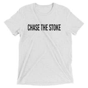 """Chase The Stoke"" Short sleeve t-shirt"