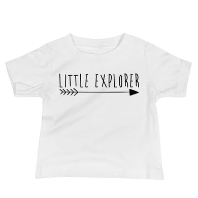 Little Explorer Baby T-Shirt