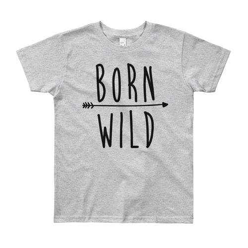 Born Wild Youth T-Shirt