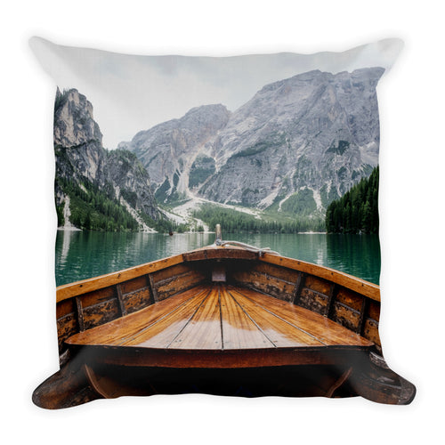 Boat Pillow