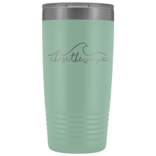 """Chase The Wave"" 20 oz Tumbler"
