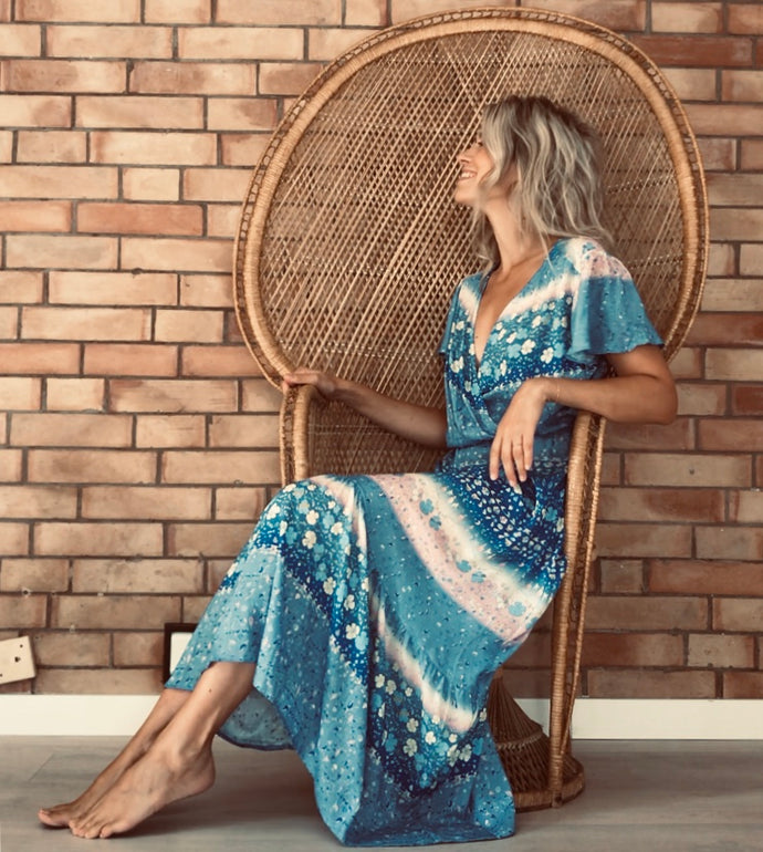 The Ilona boho dress