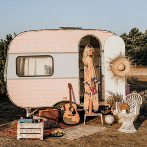 Vanlife : a boho summer in Mallorca