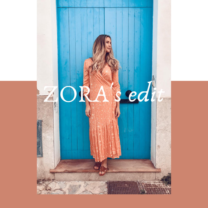 ISLAND GIRLS: Meet Zora