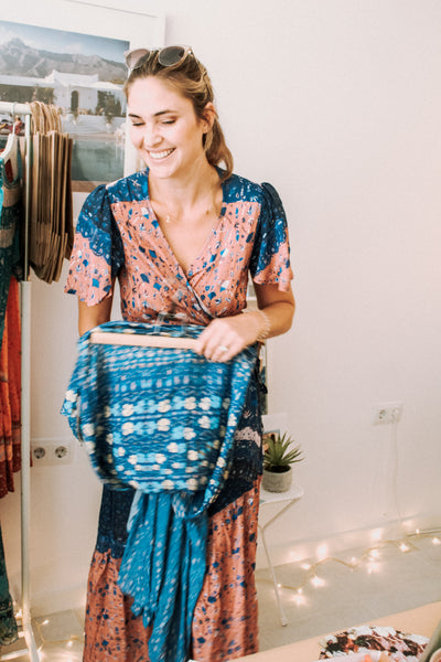 BOHO DRESS AND A SUMMER IN MALLORCA
