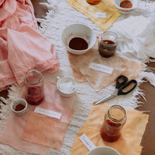 PLANT BASED FABRIC DYEING WORKSHOP - MAY21 ST , 3-6 PM at SUNVIBES STUDIO