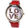 Image of Hippie Style Love Watch
