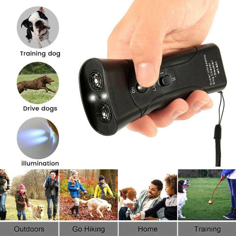 Ultrasonic dog chaser bark stopper, Defense against dog attack,      Dog bark stopper,         Ultrasonic anti barking device,      Super ultrasonic dog chaser,  Ultrasonic dog chaser,