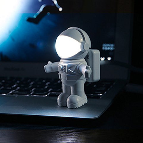 Spaceman Astronaut LED Flexible USB Light