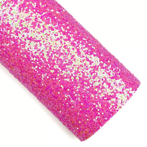 Barbie's World Two-Tone Iridescent Chunky Glitter