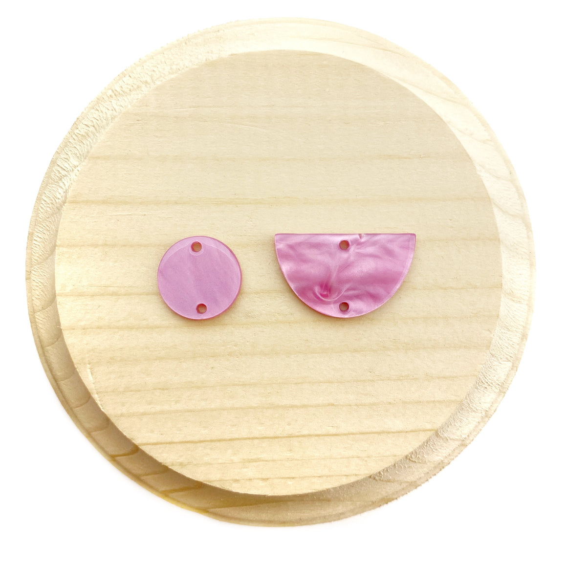 Wild Orchid Earring Connector Pieces