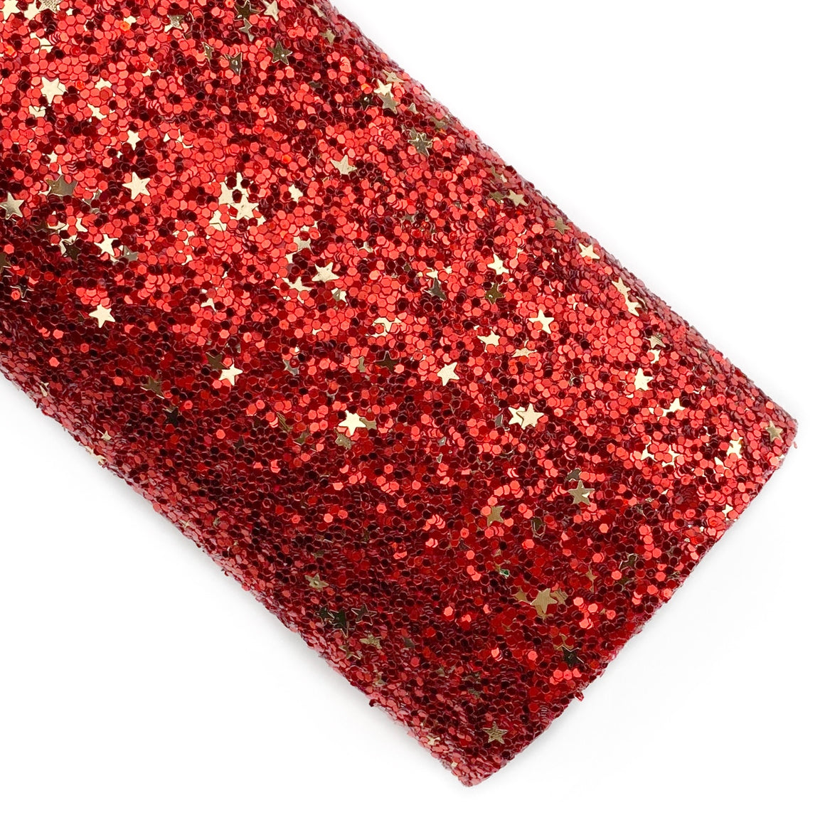 Holiday Star Chunky Glitter