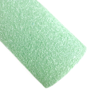 Spearmint Glassy Glitter