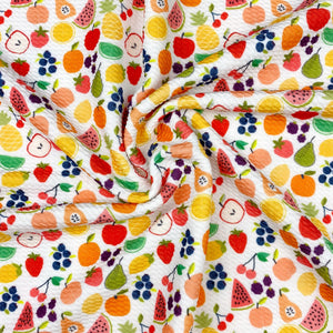 Fruit Cocktail Bullet Fabric