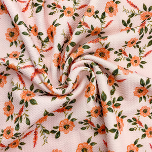 Kindred Spirit Floral Bullet Fabric