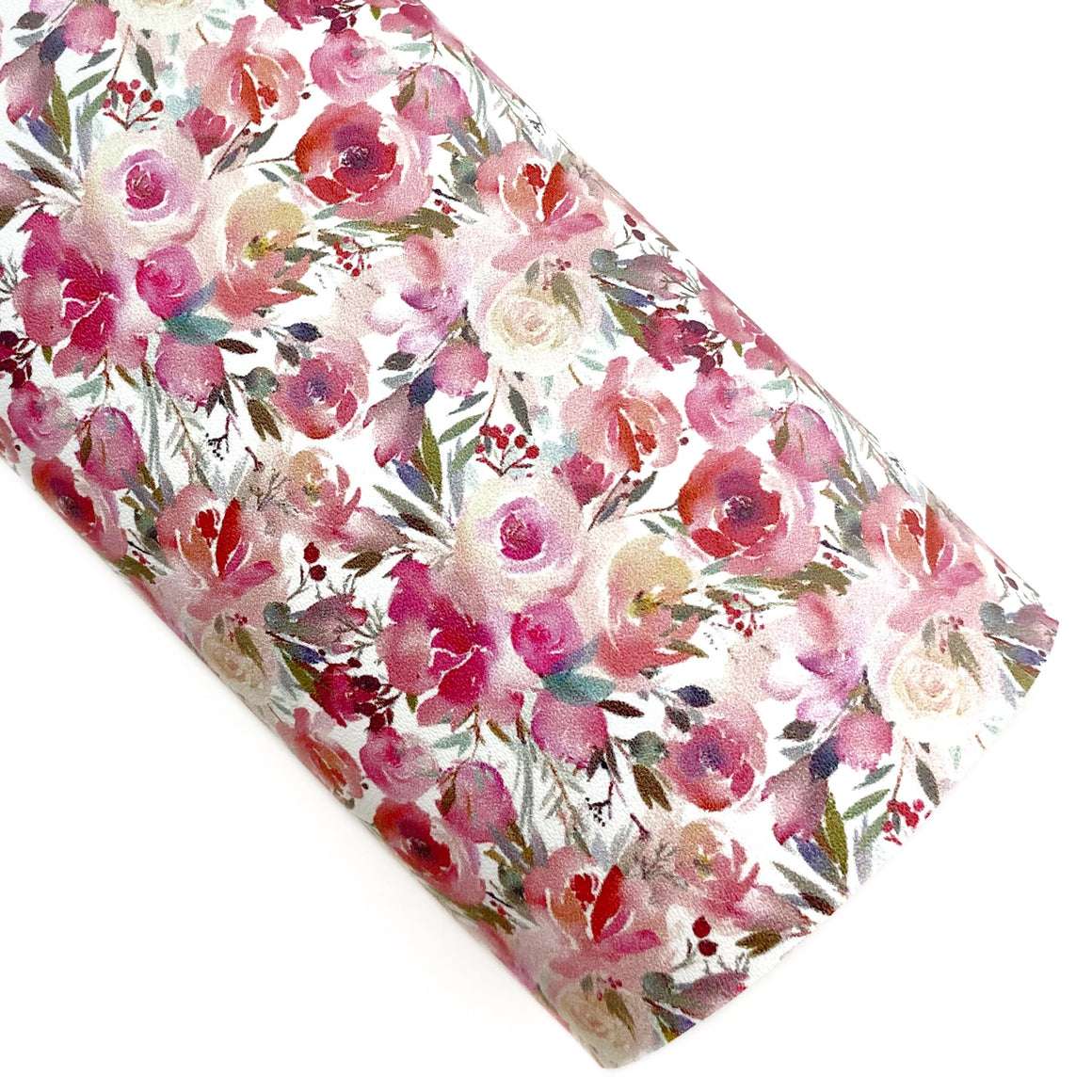 Watercolor Sweet Sachet Floral Custom Print