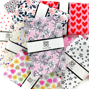 Love Letters Cotton Fabric
