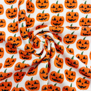 Miss Pumpkin Bullet Fabric