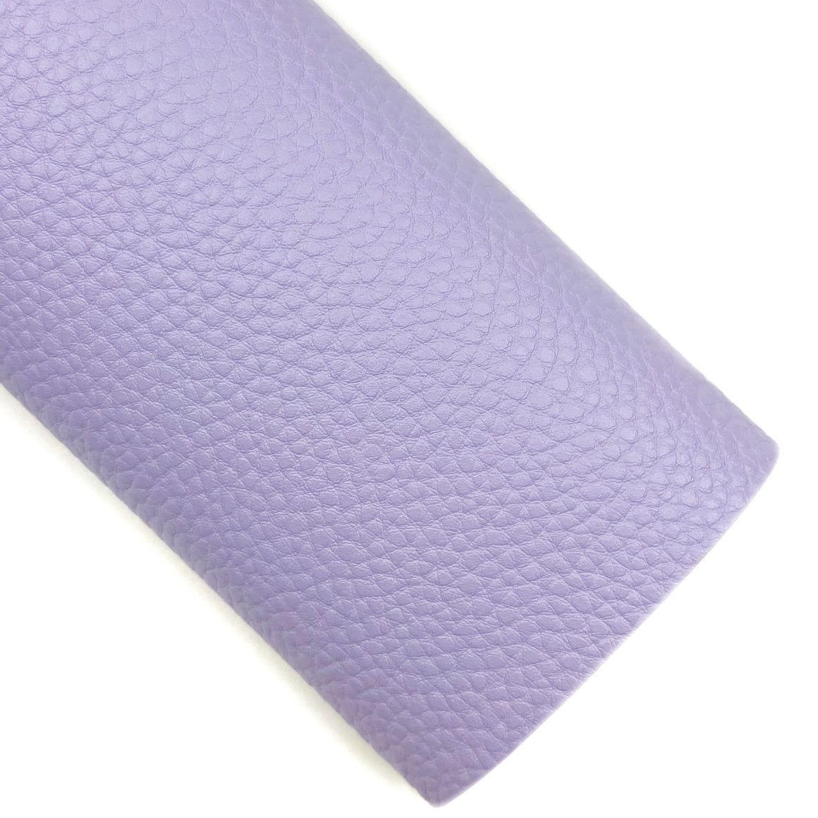 Lavender Pebbled Vegan Leather