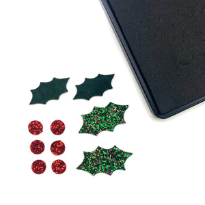 Holly Berries Shape Die