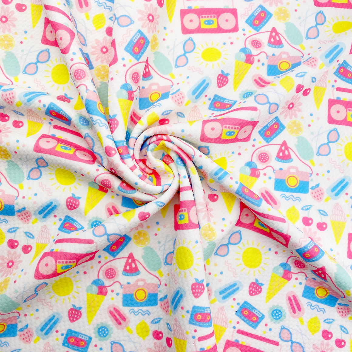 Beach Party Bullet Fabric