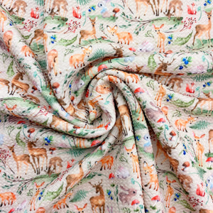 Friendly Forest Bullet Fabric