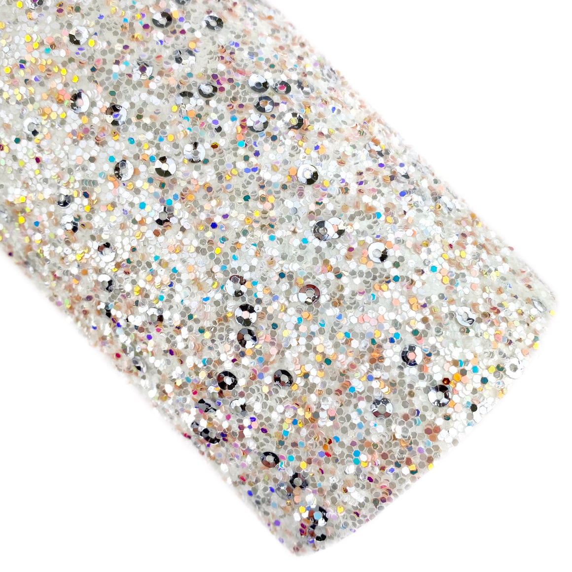 Toasted Marshmallow Sequins Chunky Glitter