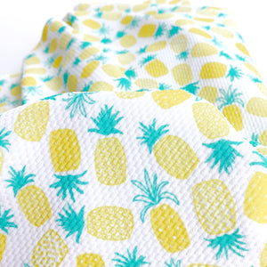 Pineapples Bullet Fabric