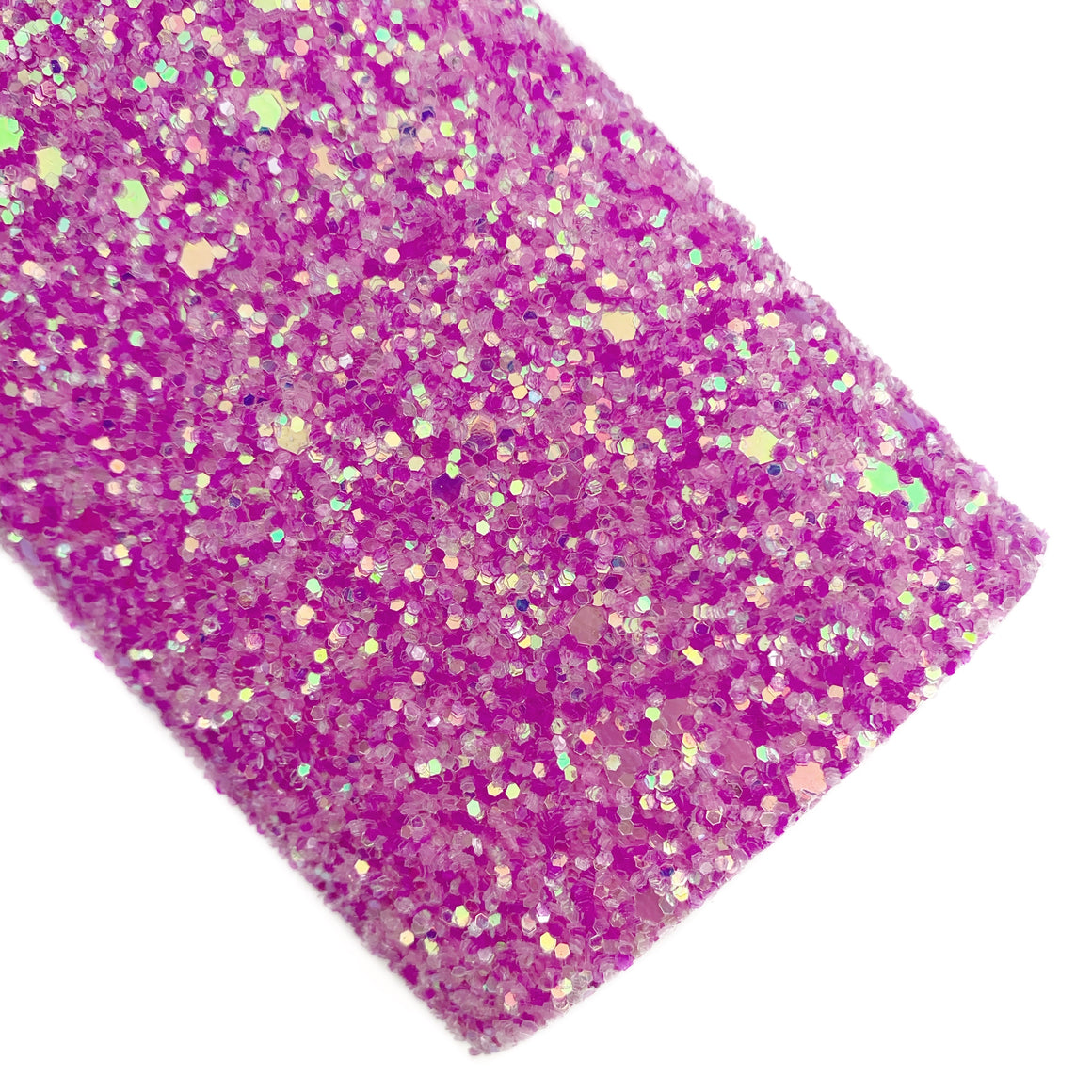 Electric Purple Glitter