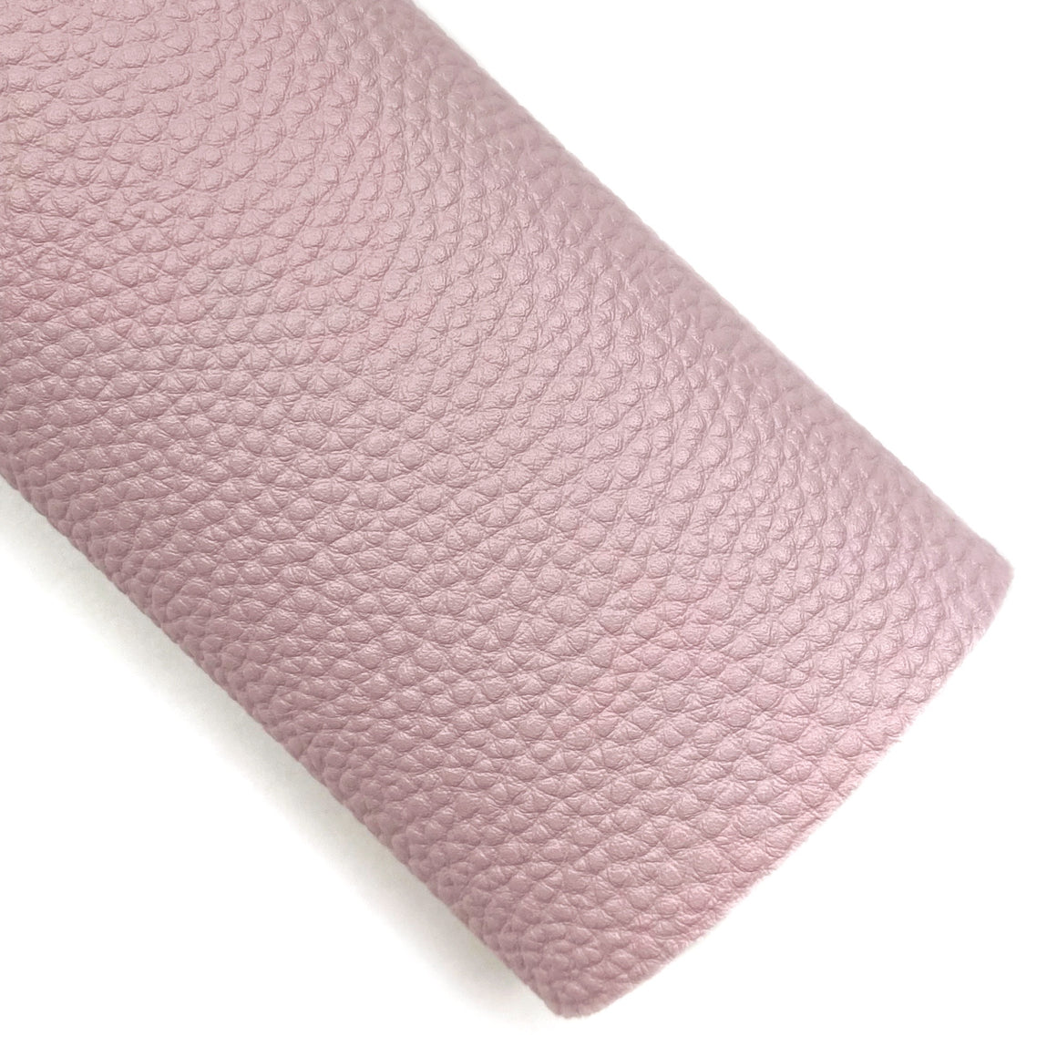 Blushed Pebbled Vegan Leather