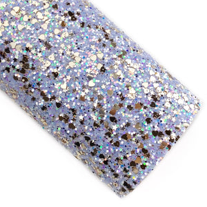 Lavender Golden Friendship Glitter