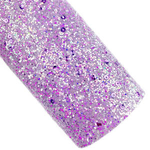 Amethyst Sequins Chunky Glitter