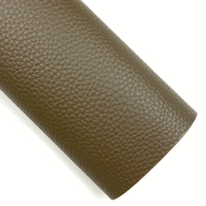 Willow Taupe Pebbled Vegan Leather