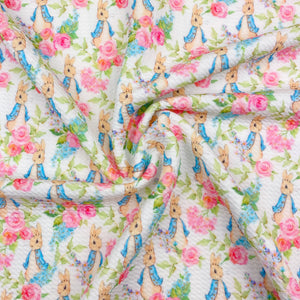 Sweet Peter Floral Bullet Fabric