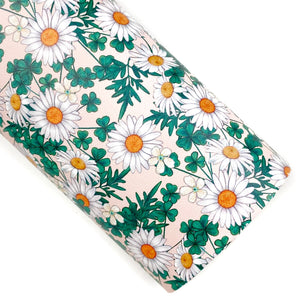 Clovers & Daisies Vegan Leather
